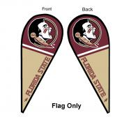 Florida State University Feather Flag