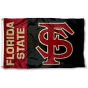 Florida State University FSU Flag