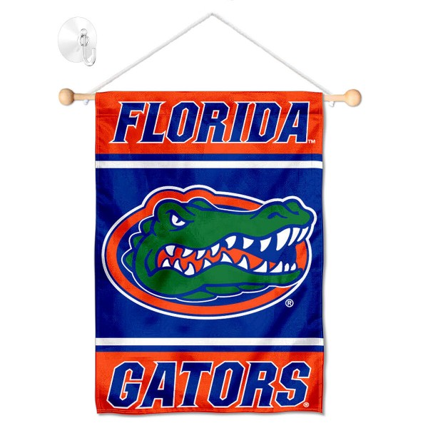 Florida UF Gators Window and Wall Banner