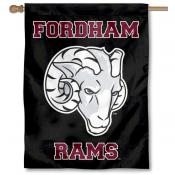 Fordham Rams House Flag