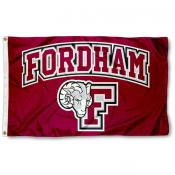 Fordham Rams New Logo Flag
