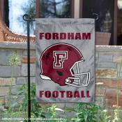 Fordham University Helmet Yard Flag