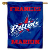 Francis Marion Patriots Double Sided House Flag