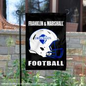 Franklin & Marshall College Helmet Yard Flag