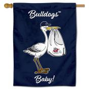Fresno State Bulldogs New Baby Flag
