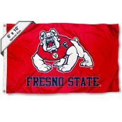 Fresno State University 6'x10' Flag