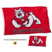 Fresno State University Flag