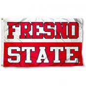 FSU Bulldogs FRESNO STATE Flag