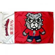 FSU Bulldogs Kawaii Tokyodachi Yuru Kyara Flag