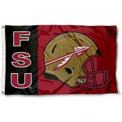 FSU Seminoles Football Flag