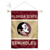 FSU Seminoles Window and Wall Banner