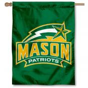 George Mason University Banner Flag