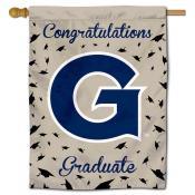 Georgetown Congratulations Graduate Flag