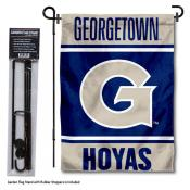 Georgetown Garden Flag and Pole Stand Holder