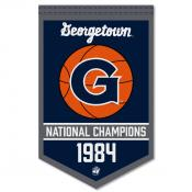 Georgetown Hoyas Basketball National Champions Banner