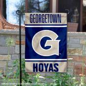Georgetown Hoyas Garden Flag
