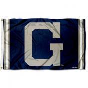 Georgetown Hoyas Throwback Vault Logo Flag