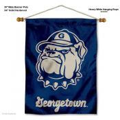 Georgetown Hoyas Wall Banner