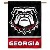 Georgia Bulldogs 2-Sided Home Flag