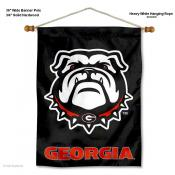 Georgia Bulldogs Dawg Wall Banner