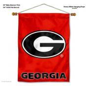 Georgia Bulldogs G Logo Wall Banner