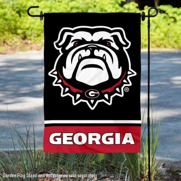 Georgia Bulldogs Garden Flag And Yard Flags For Georgia