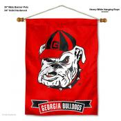 Georgia Bulldogs Wall Banner