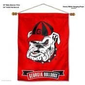 Georgia Bulldogs Wall Banner