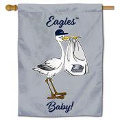 Georgia Southern Eagles New Baby Flag