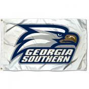 Georgia Southern Eagles White Flag