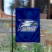Georgia Southern University Blue Garden Flag