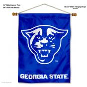 Georgia State Panthers Wall Banner