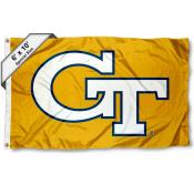 Georgia Tech 6'x10' Flag