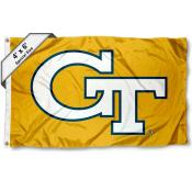 Georgia Tech Large 4x6 Flag