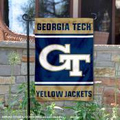 Georgia Tech Yellow Jackets Garden Flag
