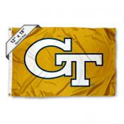 Georgia Tech Yellow Jackets  Mini Flag