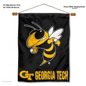 Georgia Tech Yellow Jackets Wall Banner