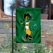 GMU Patriots Mascot Logo Garden Flag