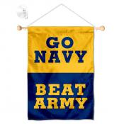 Go Navy Beat Army Window and Wall Banner