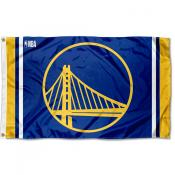 Golden State Warriors New Logo 3x5 Flag