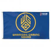 Golden State Warriors Warriors Squad NBA2K Gaming Flag
