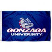 Gonzaga Bulldogs Large 6'x10' Flag