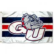 Gonzaga Bulldogs Logo Flag