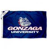 Gonzaga Bulldogs Small 2'x3' Flag