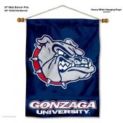 Gonzaga Bulldogs Wall Banner