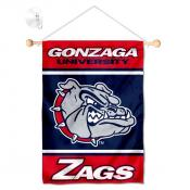 Gonzaga Bulldogs Window and Wall Banner