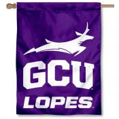 Grand Canyon Lopes Arched Logo Double Sided House Flag