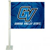 Grand Valley State Car Flag