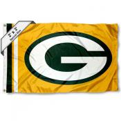 Green Bay Packers 2x3 Feet Flag