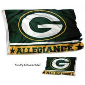 Green Bay Packers Allegiance Flag
